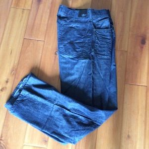 Lee Dungarees Jeans size 36 x 33